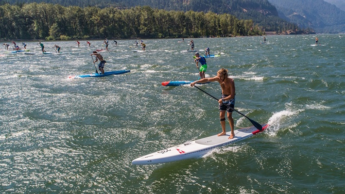 Watch the 2019 SIC Gorge Paddle Challenge LIVE