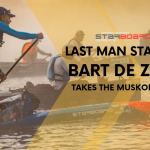 Bart de Zwart: The Only SUP Rider Who Survived Muskoka River X