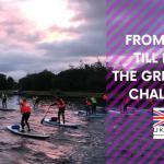 SUP Race Across Scotland: Great Glen Challenge 2019