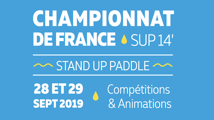 Championnats de France SUP Race 2019