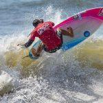 2019 NY SUP Open Pro Surf Results: Izzi Gomez and Luiz Diniz victorious in Long Beach
