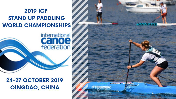Stellar line-up of SUP pros announced for 2019 ICF World Championships