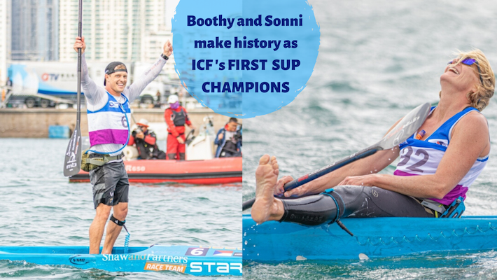 ICF SUP Worlds Long Distance – Results / Recap / Replay of Day 1