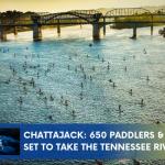 Chattajack 2019: Ben Friberg talks about the coming up 31 Mile SUP/Kayak Challenge