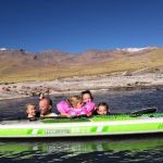 Un tour du monde avec 3 enfants et un stand up paddle Fool Moon