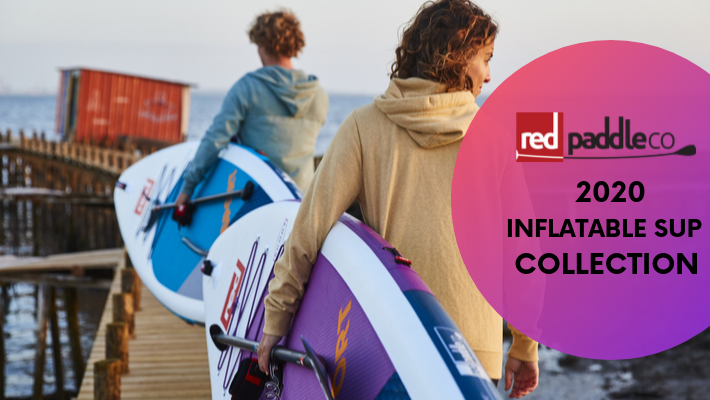 Red Paddle Co reveals the 2020 Stand Up Paddle Collection