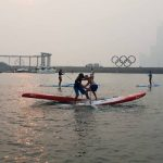 The ICF SUP Worlds reach 200 entries in Qingdao, China