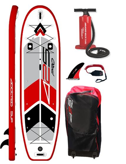 425pro Air SUP Fisherman 12 x 35