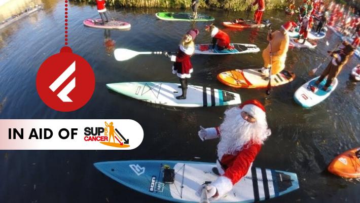 Santa SUP UK