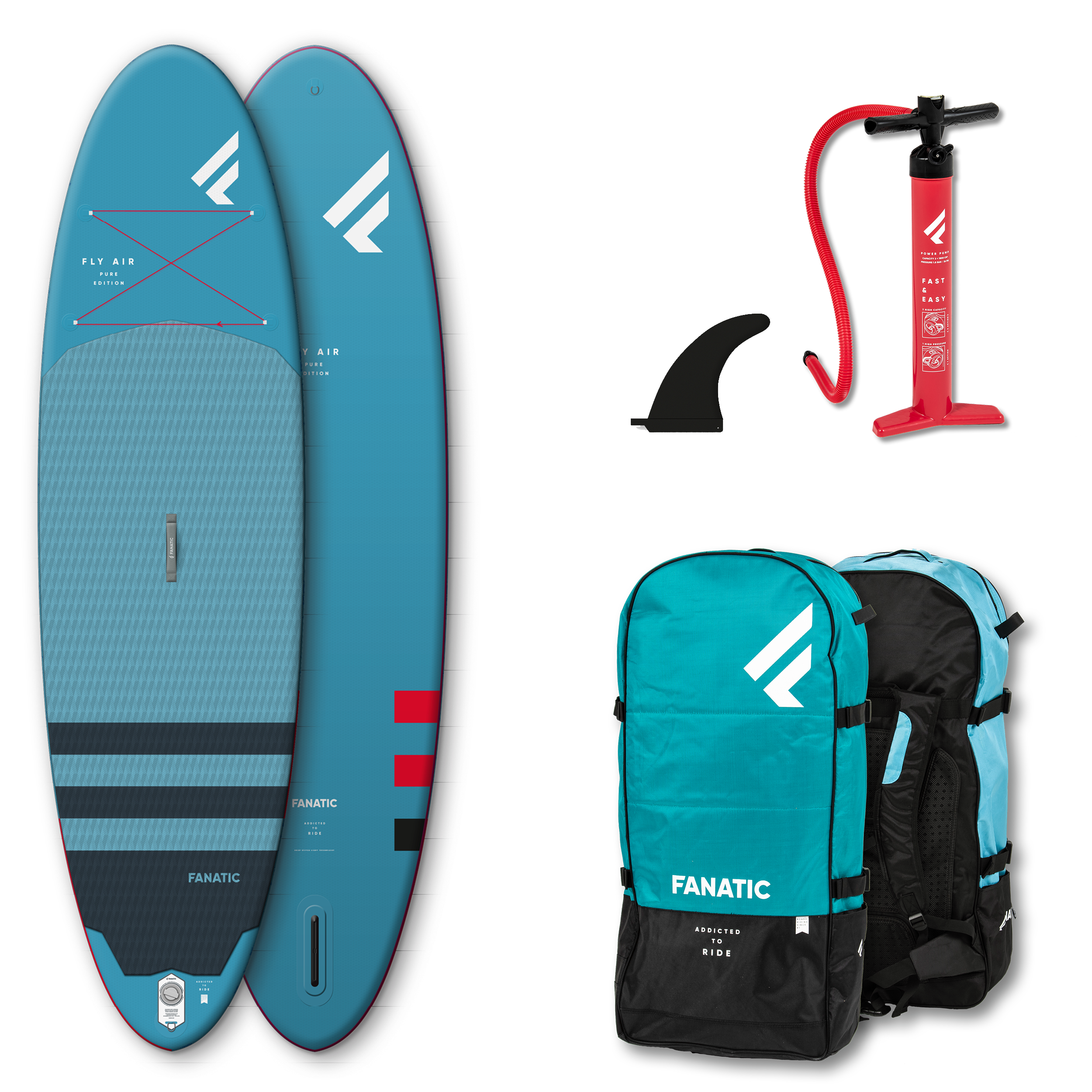 Fanatic Fly Air 10.4 x 33