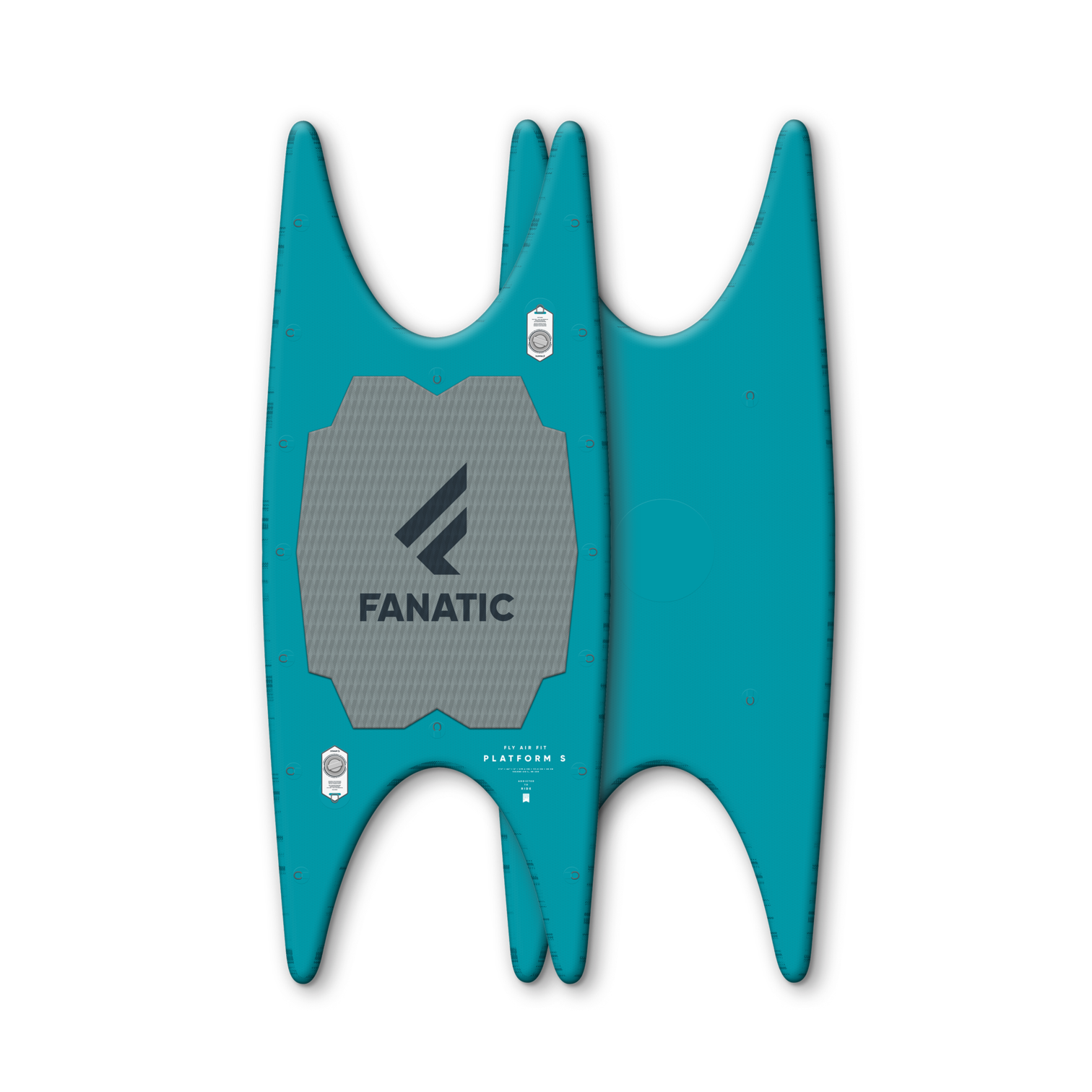 Fanatic Fit Platform S 9.2 x 44