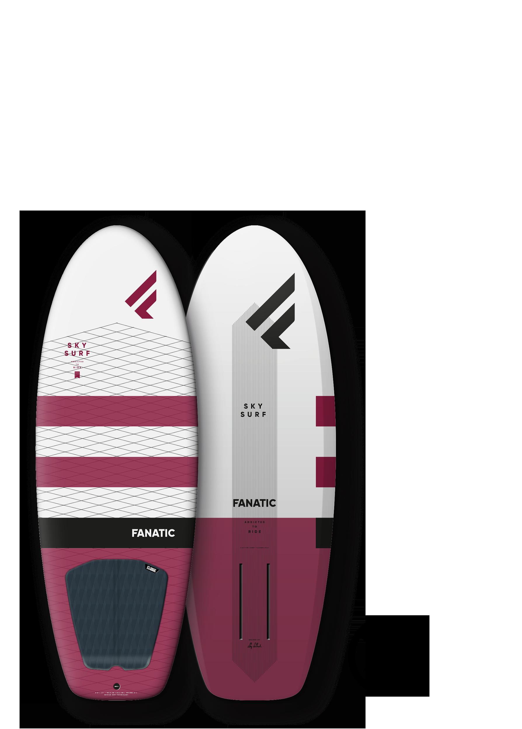 Fanatic Sky Surf Foil 4.8 x 20.5