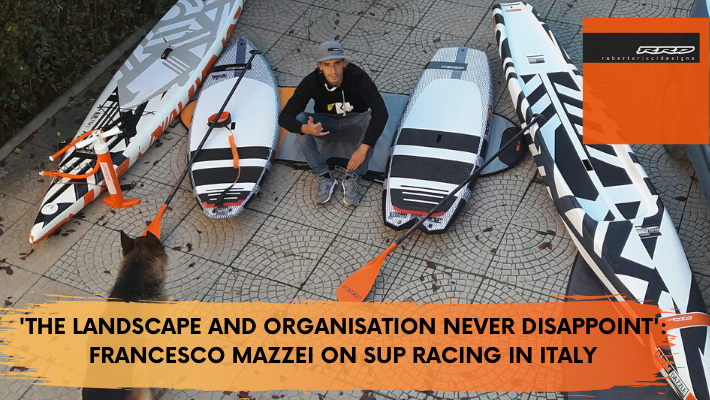 Add Italy to your 2020 SUP racing calendar
