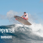 Sean Poynter win the Barbados Pro, Stop #3 of the APP World Tour