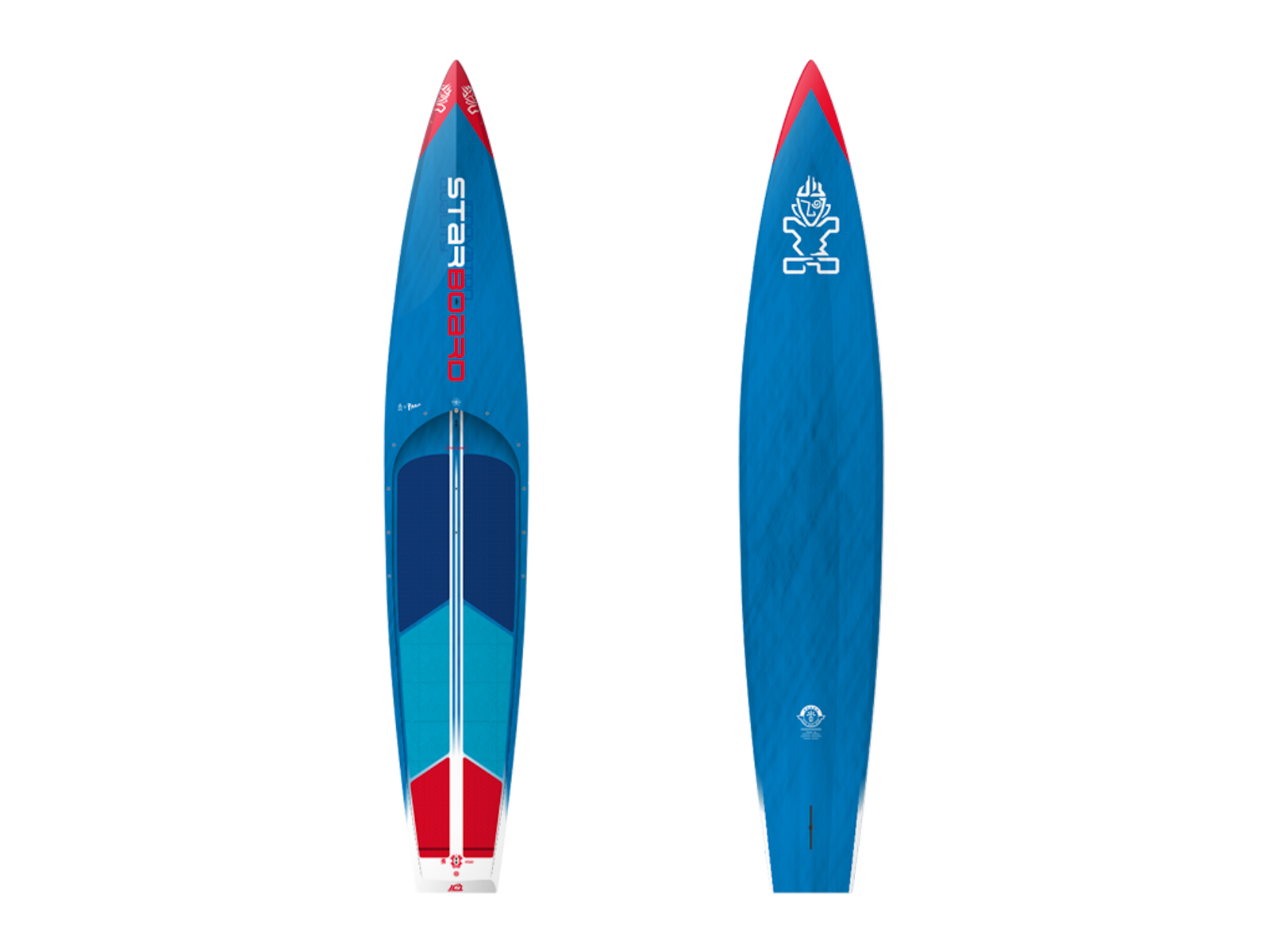 Starboard All Star Carbon Sandwich 12.6 x 26