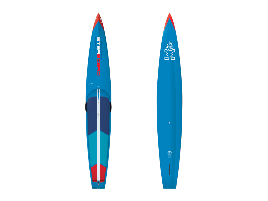 Starboard All Star Wood Carbon 14 x 24.5
