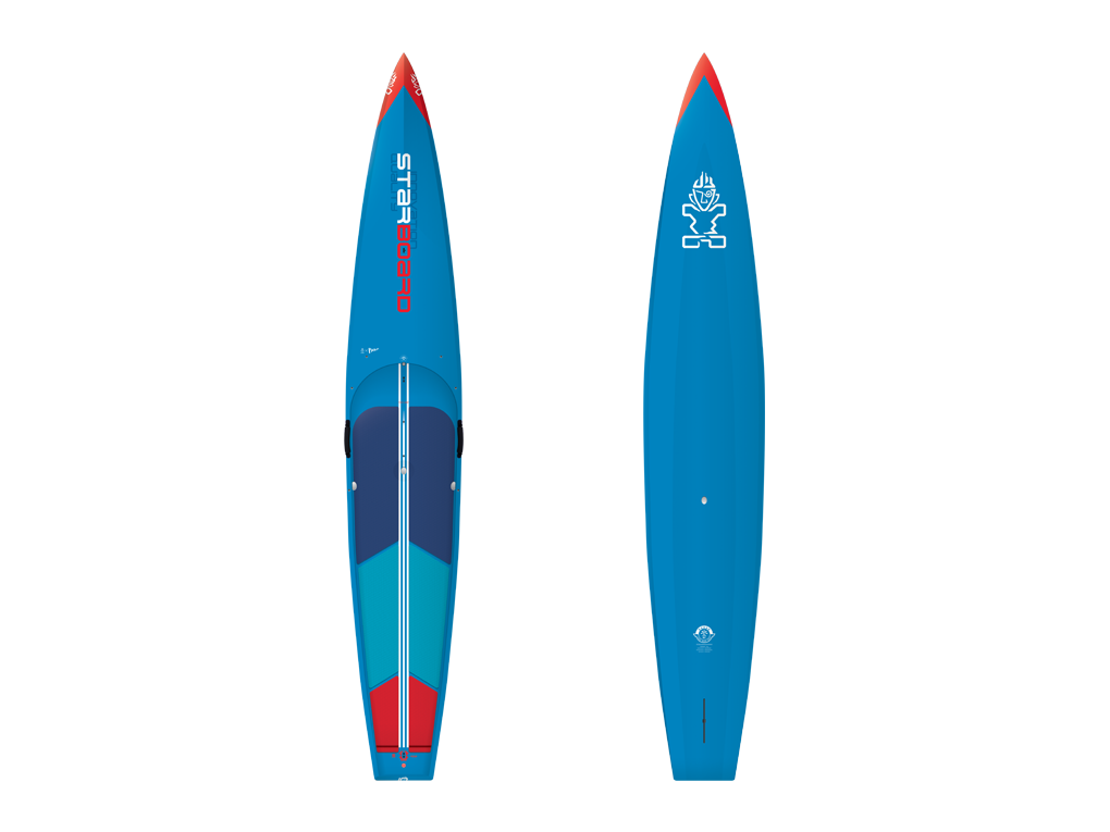 Starboard All Star Wood Carbon 14 x 28