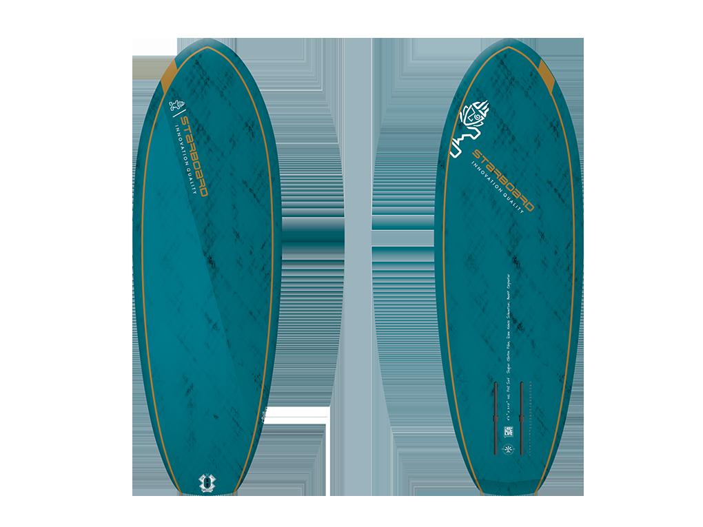 Starboard Foil Surf Blue Carbon V.2 – 5.2 x 20.5