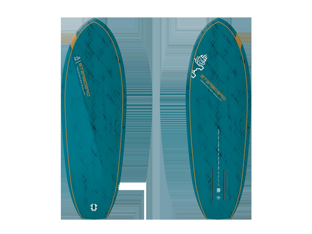 Starboard Foil Surf Blue Carbon V.2 – 5.6 x 21.5