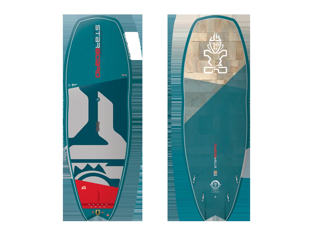 Starboard Hyper Nut Blue Carbon 7.1 x 31.5