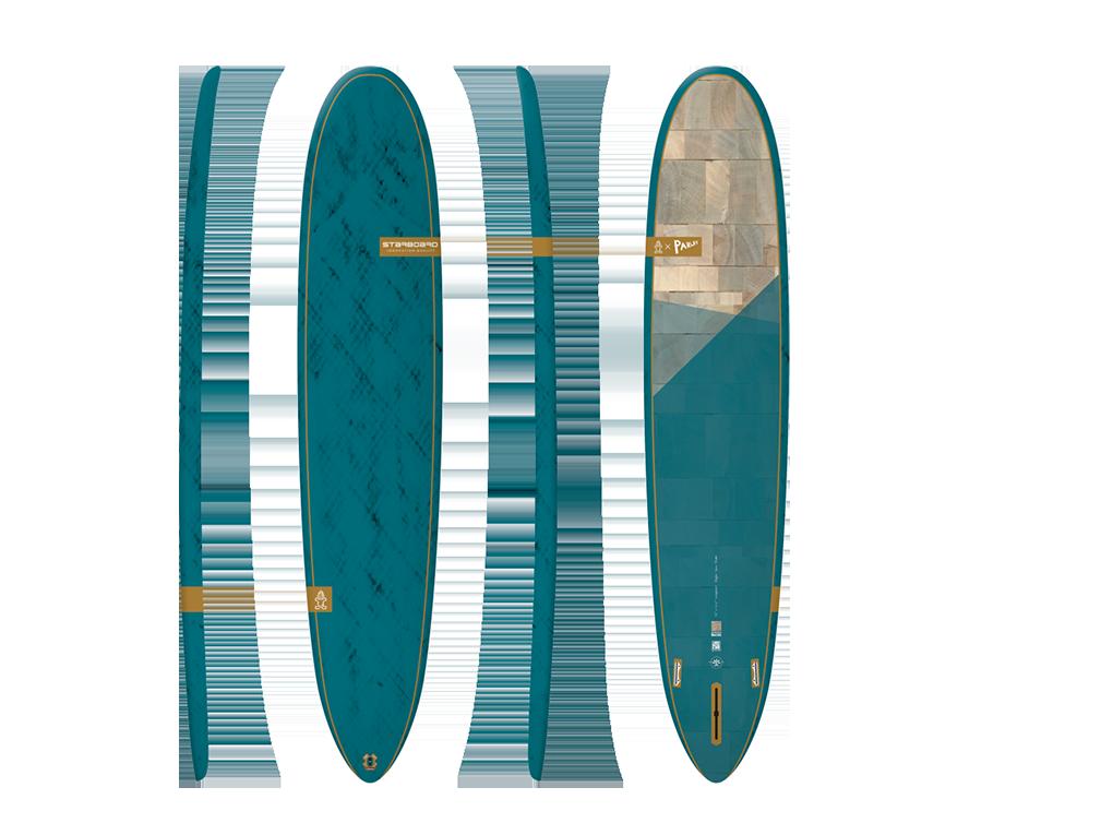 Starboard Longboard Blue Carbon 9.3 x 22.5
