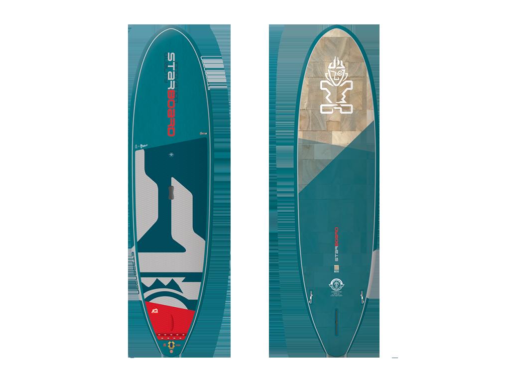 Starboard Longboard Blue Carbon 9 x 28