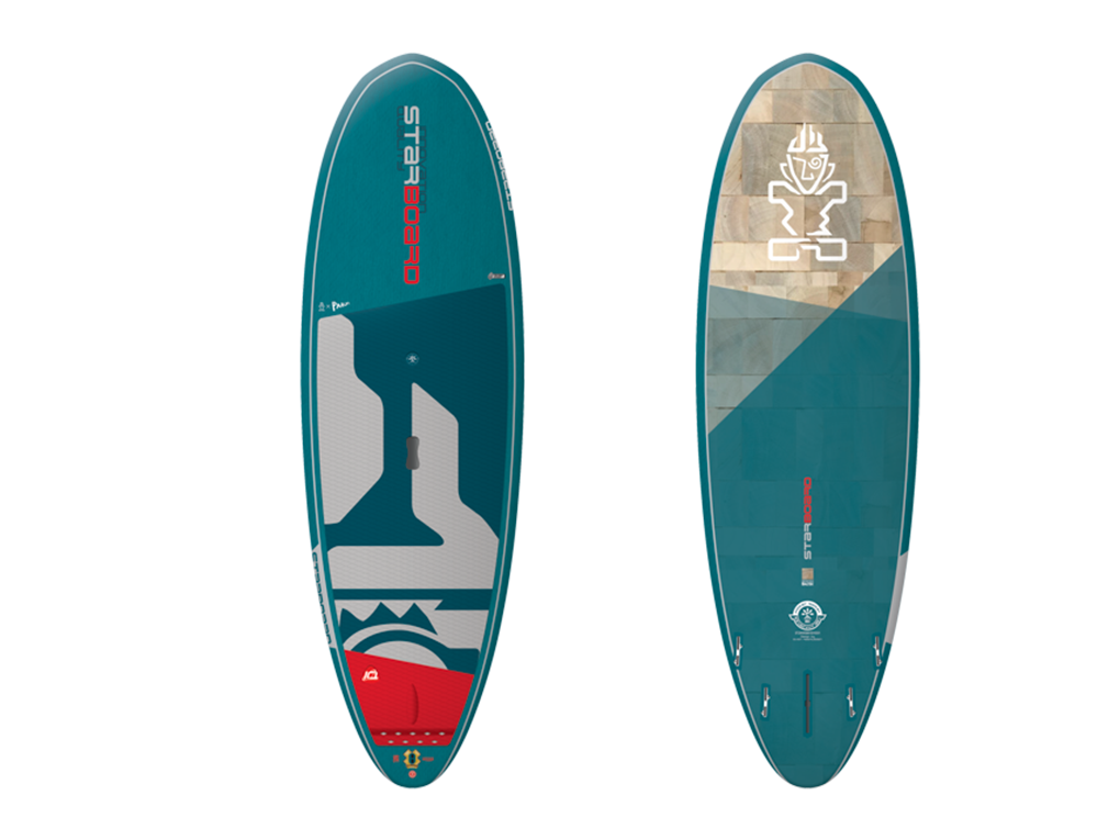 Starboard Pocket Rocket Blue Carbon 8.3 x 30