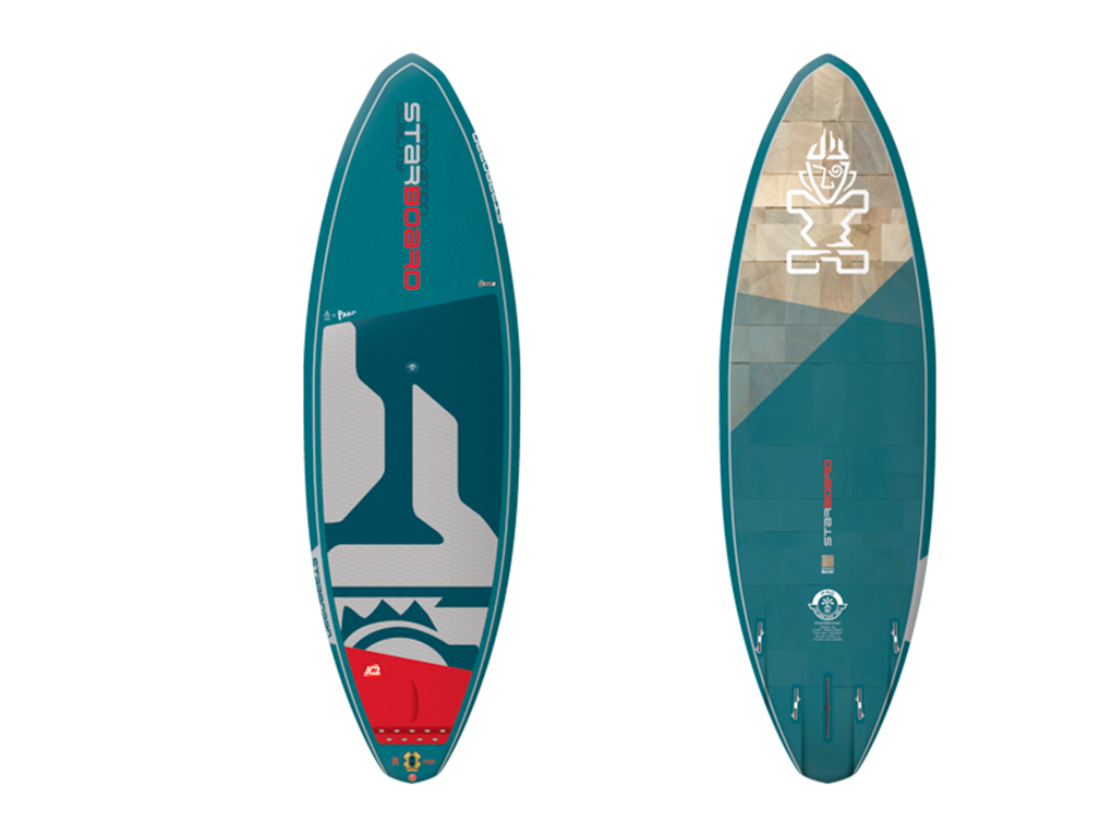 Starboard Pro Blue Carbon 7.1 x 28