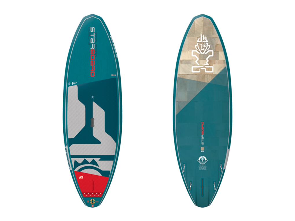 Starboard Pro Blue Carbon 7.1 x 29