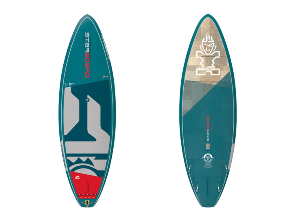Starboard Pro Blue Carbon 7.2 x 25.5