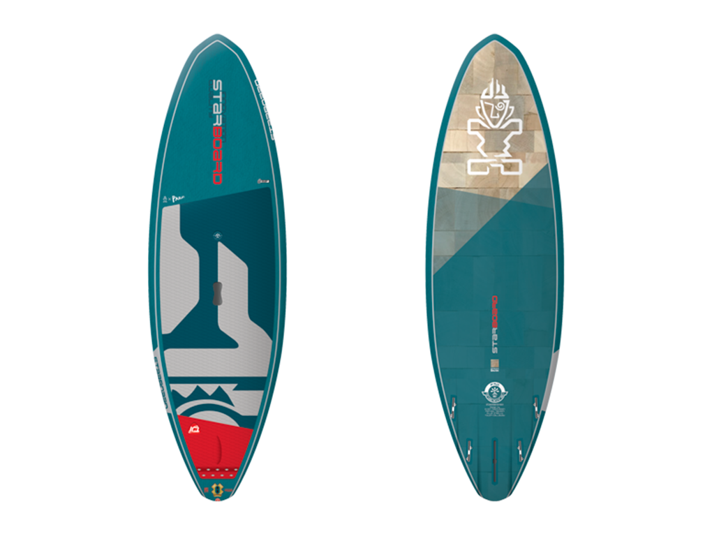 Starboard Pro Blue Carbon 7.5 x 26.75