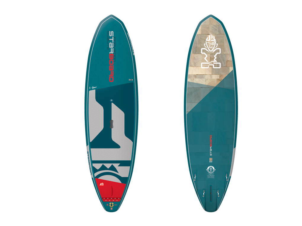 Starboard Pro Blue Carbon 8.1 x 29