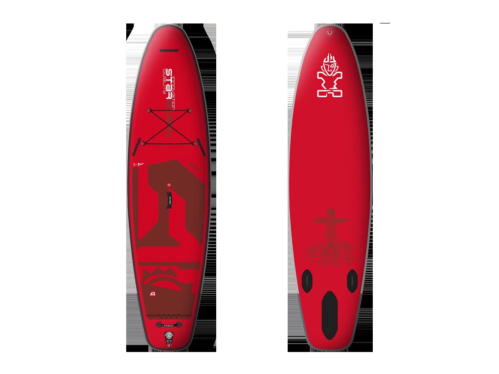 Starboard River Deluxe SC 11 x 34
