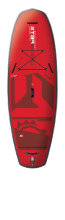 Starboard River Deluxe SC 9.6 x 36