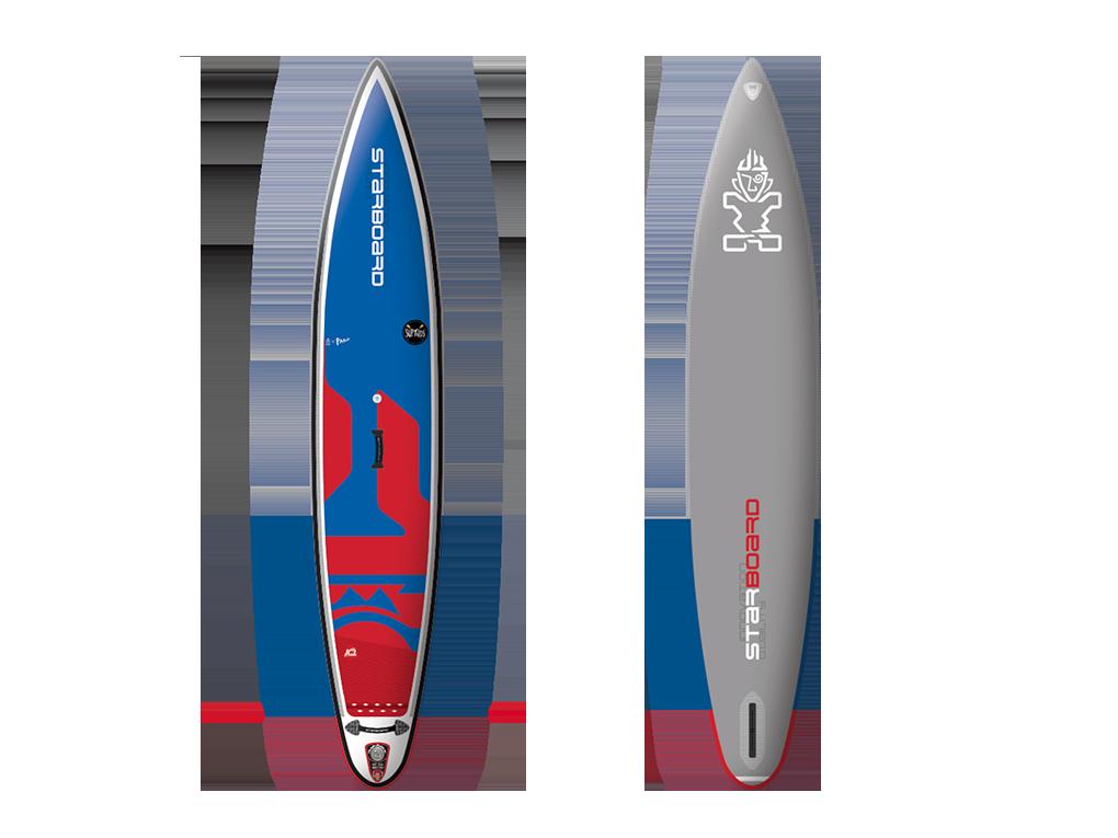 Starboard Supkids Racer Deluxe SC 10.6 x 23