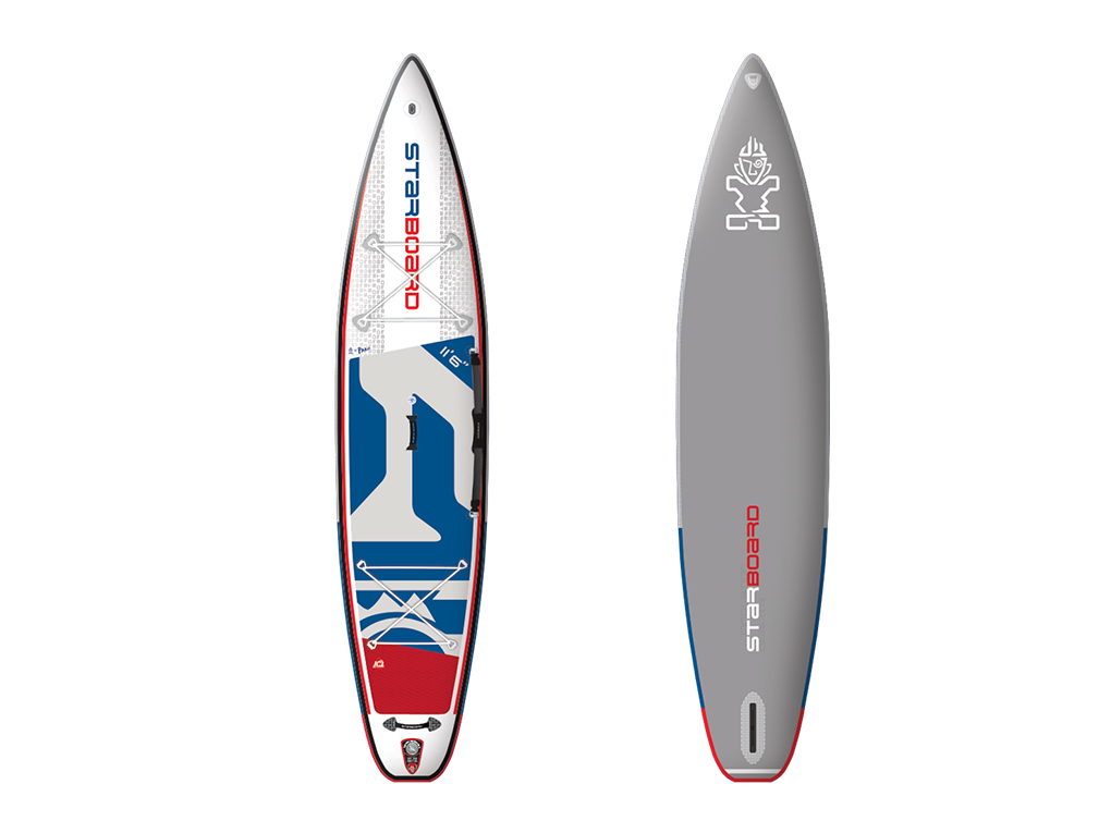 Starboard Touring Deluxe SC 11.6 x 29