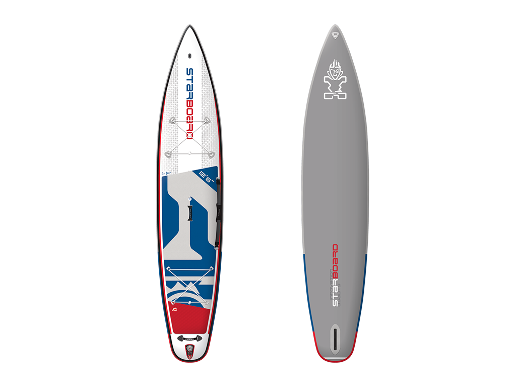 Starboard Touring Deluxe SC 12.6 x 30