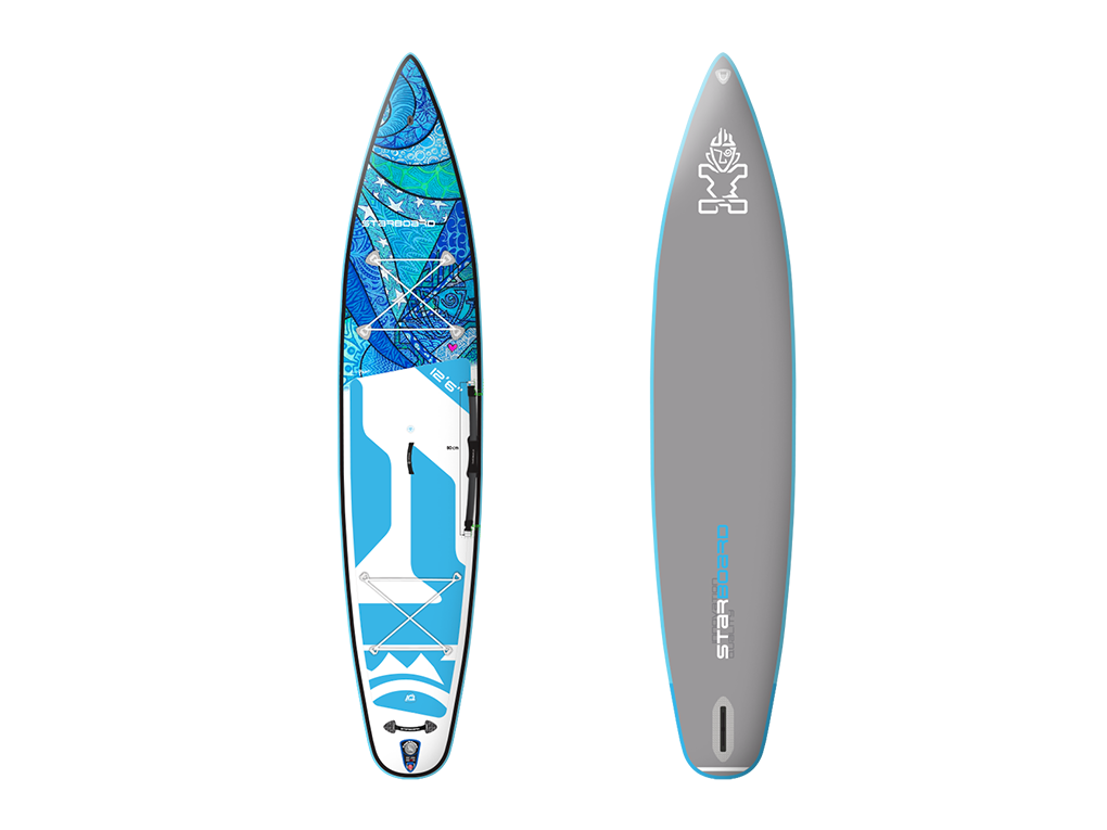 Starboard Touring Tikhine Wave Deluxe SC 12.6 x 30