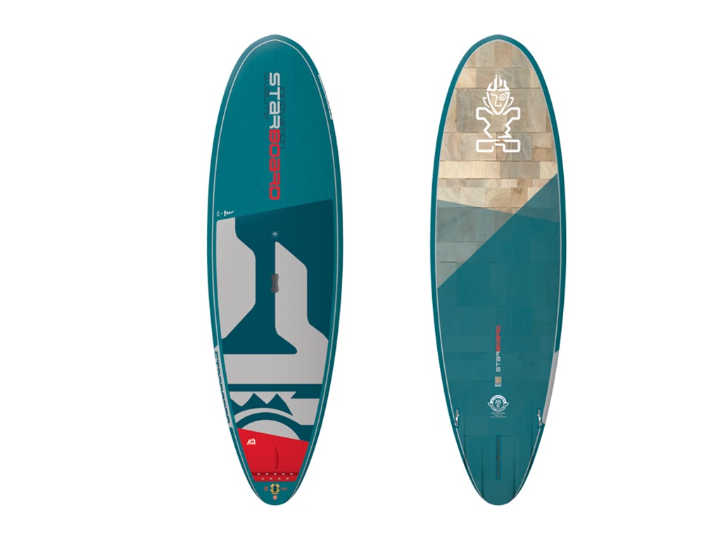 Starboard Whopper Blue Carbon 9.4 x 33