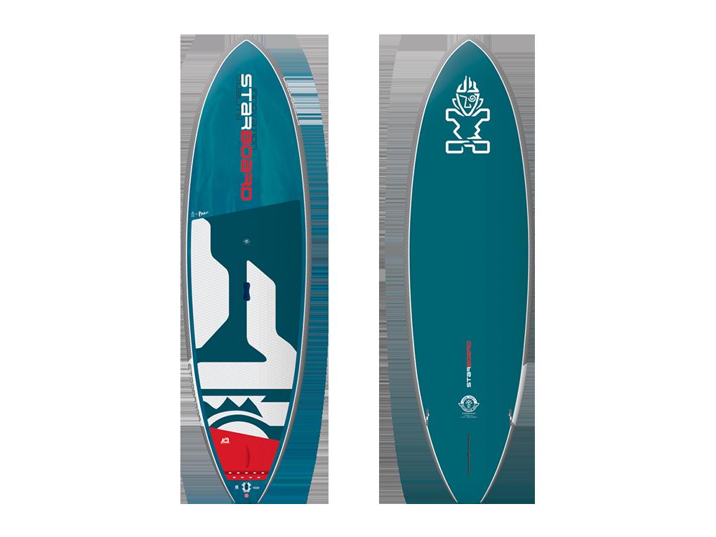 Starboard Wide Point Starlite 9.5 x 32