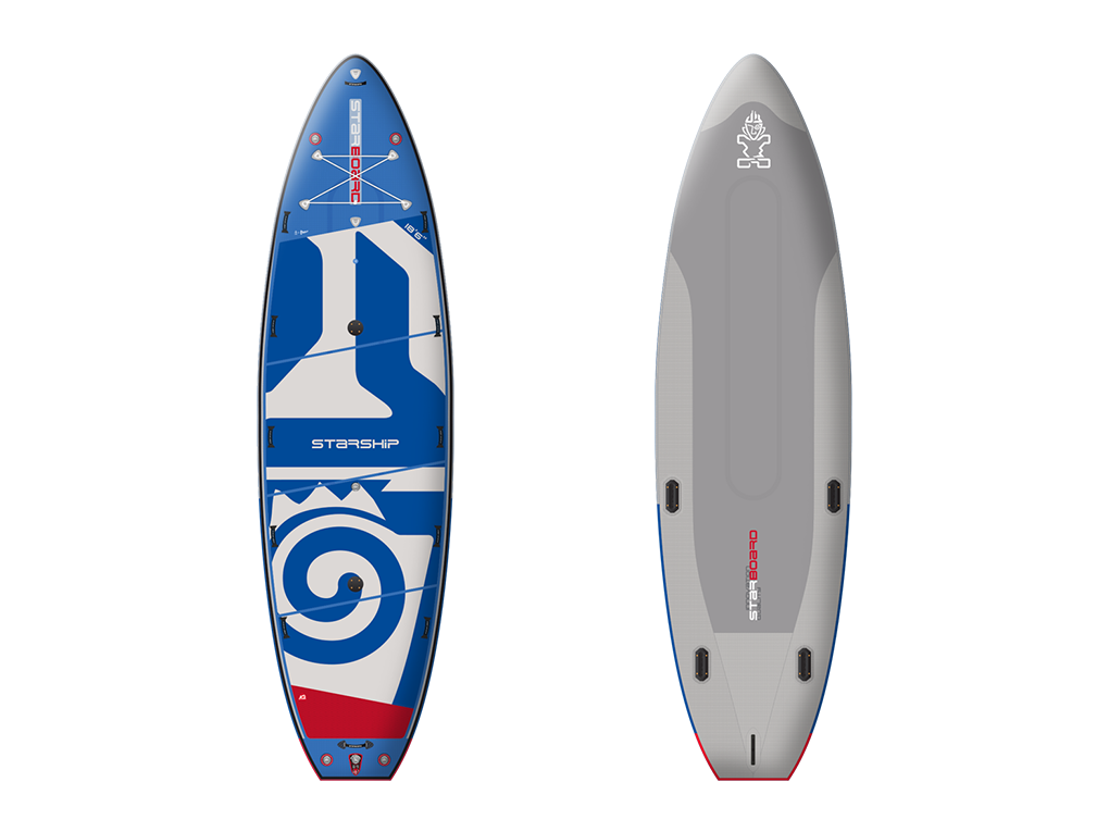 Starboard Windsurfing Starship All Water Deluxe DC