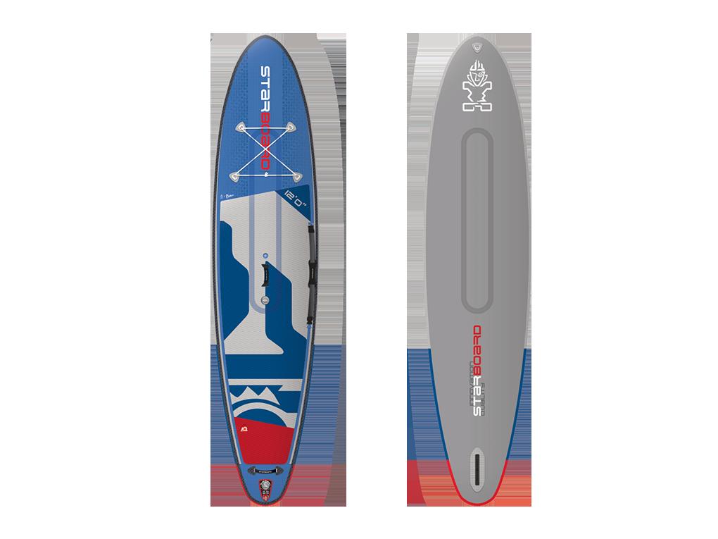 Starboard iGO Deluxe DC 12 x 33