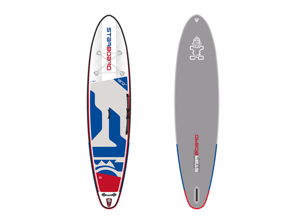 Starboard iGO Deluxe SC 12 x 33