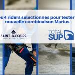 La sélection des 4 testeurs de la combinaison Marius de Saint Jacques Wetsuits