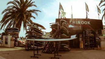 Chinook Surf Shop Leucate