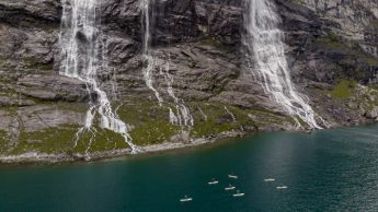 SUP Norway – Fjord Expeditions