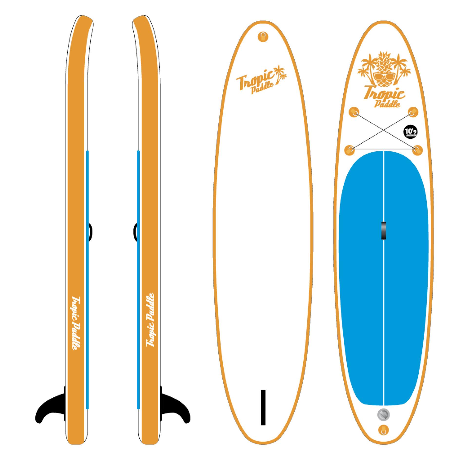 Tropic Paddle Pack 10.9 x 32