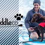"Make Winter Holidays safe and ""pawesome"" for your SUP pup with Red Paddle Co"
