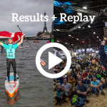 Nautic Paddle 2019 – Paris SUP Open – Results + Replay