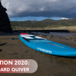 Starboard Generation 2020 brings the best of 3 SUP worlds together: Surfing, Racing and Touring